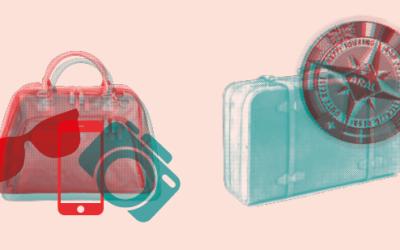 Gaat uw tas mee op reis met 700 tassen?
