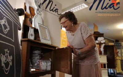 Mia logeert in Limburgs Museum